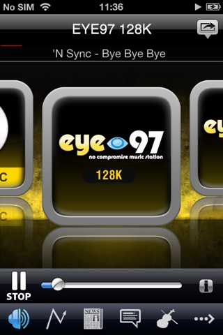 EYE 97 Radio screenshot 1