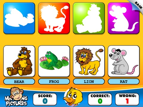 Preschool game! screenshot 1