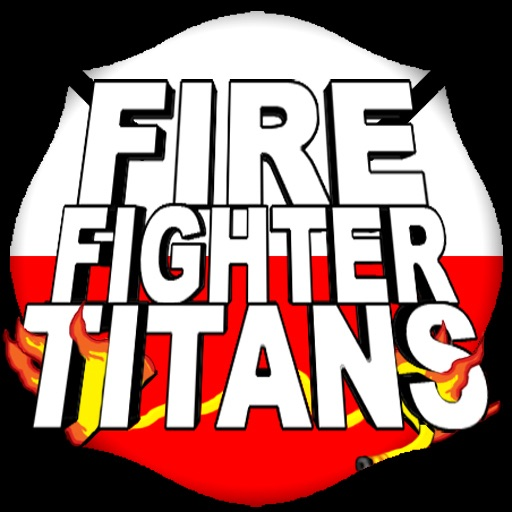Fire Fighter Titans Lite Icon