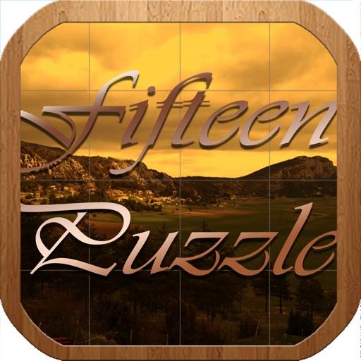 Fifteen-Puzzle iOS App