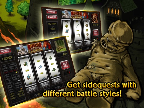 Screenshot #5 for King Cashing: Slots Adventure