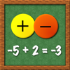 Interactive Integers - Addition and Subtraction