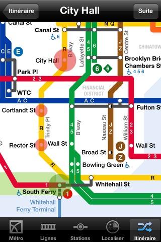 New York Subway screenshot 1