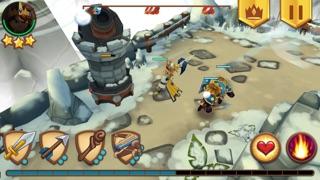 Royal Revolt! Screenshot on iOS