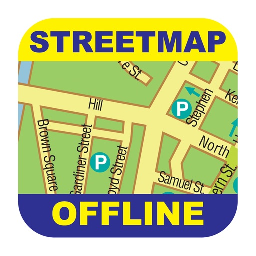 Manila (Philipines) Offline Street Map