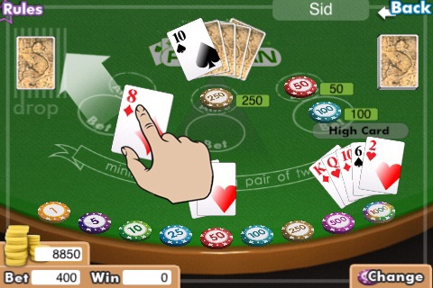 ASD Poker screenshot 1
