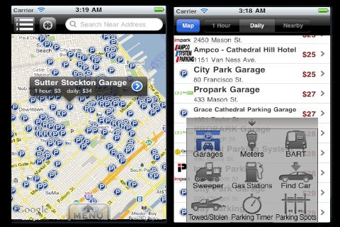 Chicago Parking screenshot 1