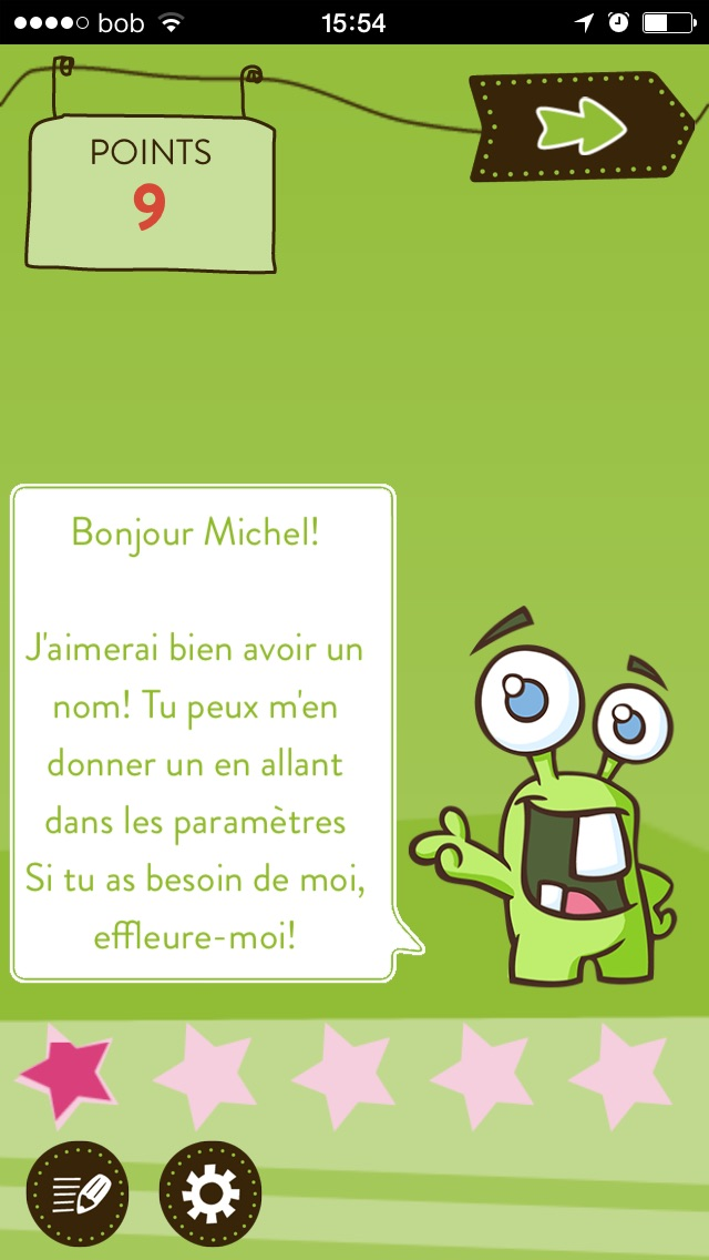 Screenshot #1 pour mySugr Junior