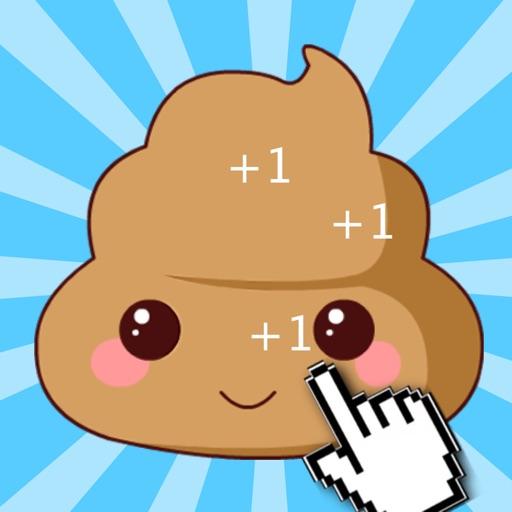 Poop Clicker iOS App
