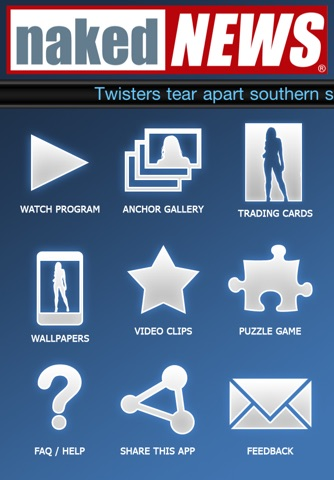 Naked News screenshot 1