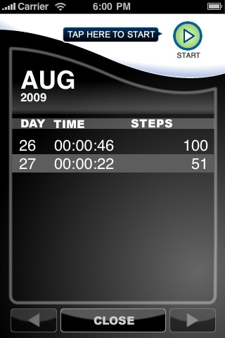 Go Walk Pedometer screenshot 3