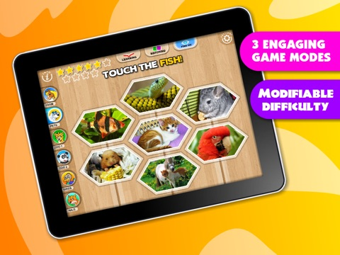 Abby Monkey® Baby Zoo Animals: Preschool activity games for children screenshot 4
