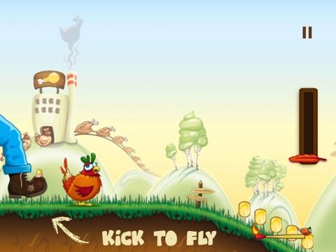 Цыпленок-ракета (Rocket Chicken -Fly Without Wings)