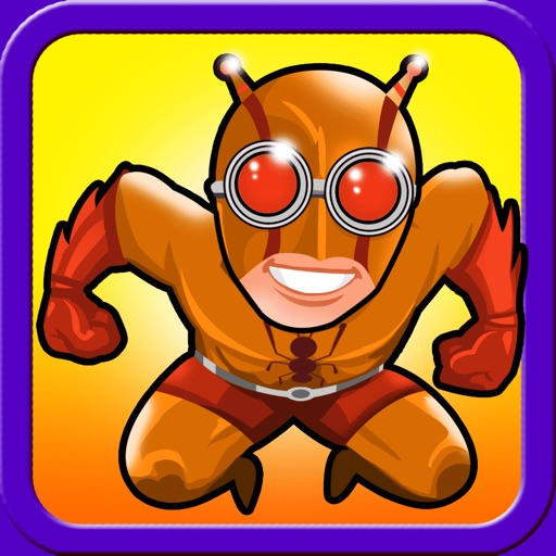 Ant-i-Man 2 - An Amazing Mission With Unlimited Action iOS App