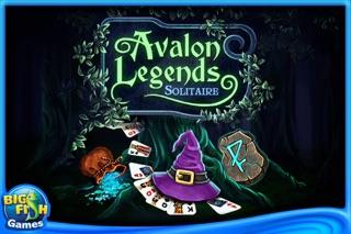 Avalon Legends Solitaire (Full)-0