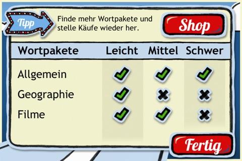 Word Race screenshot 3