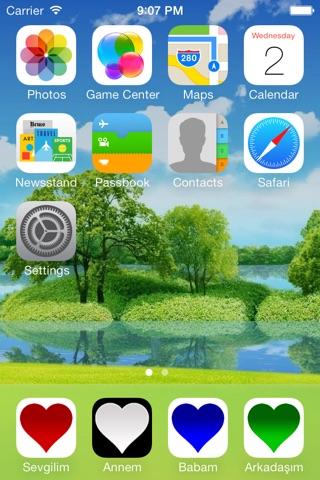 Arkadaşım screenshot 1