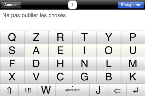 AgileText® Noter Lite screenshot 3