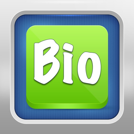 Biologist Riddles - fascinating intellectual game with questions on biology iOS App