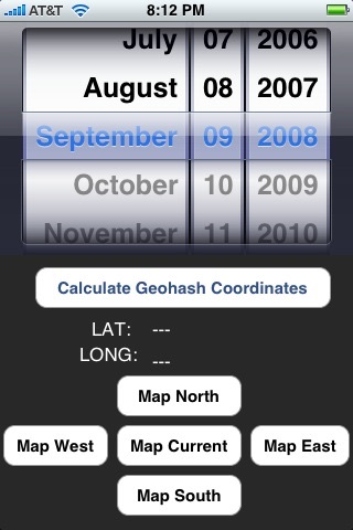 Geohash screenshot 1