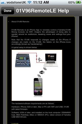01v96 Remote LE screenshot 4