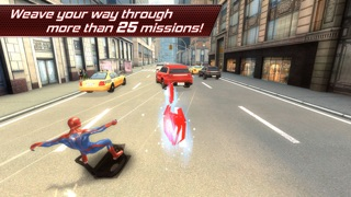 Screenshots of The Amazing Spider-Man for iPhone