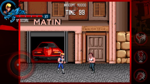 Double Dragon Trilogy Screenshot