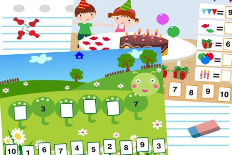 Math is fun: Age 4-5 screenshot 3