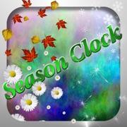 Four Season Clock