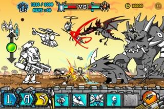Screenshot #4 for Cartoon Wars 2: Heroes