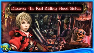 The Red Riding Hood Sisters: Dark Parables - A Hidden Object Adventure-0