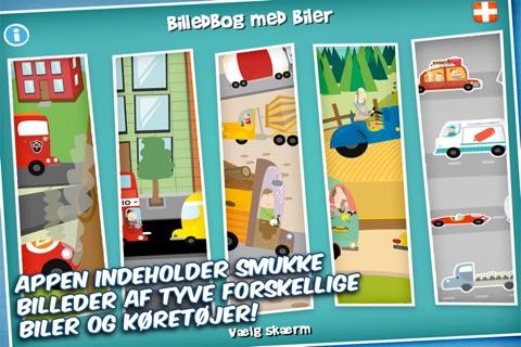 Billedbog med biler screenshot 1