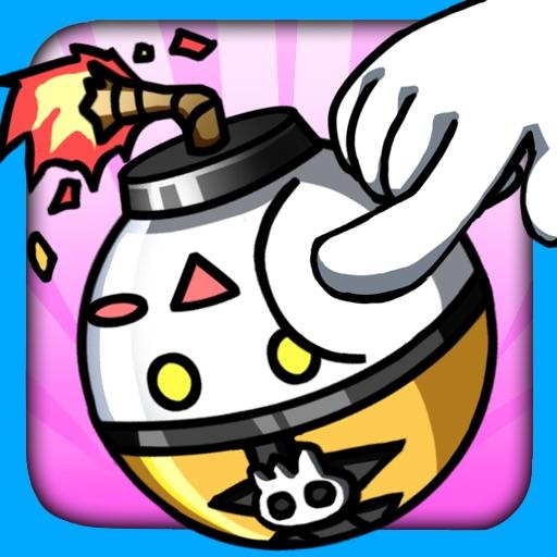 炸弹终结者:Tap The Bomb【类水果忍者】