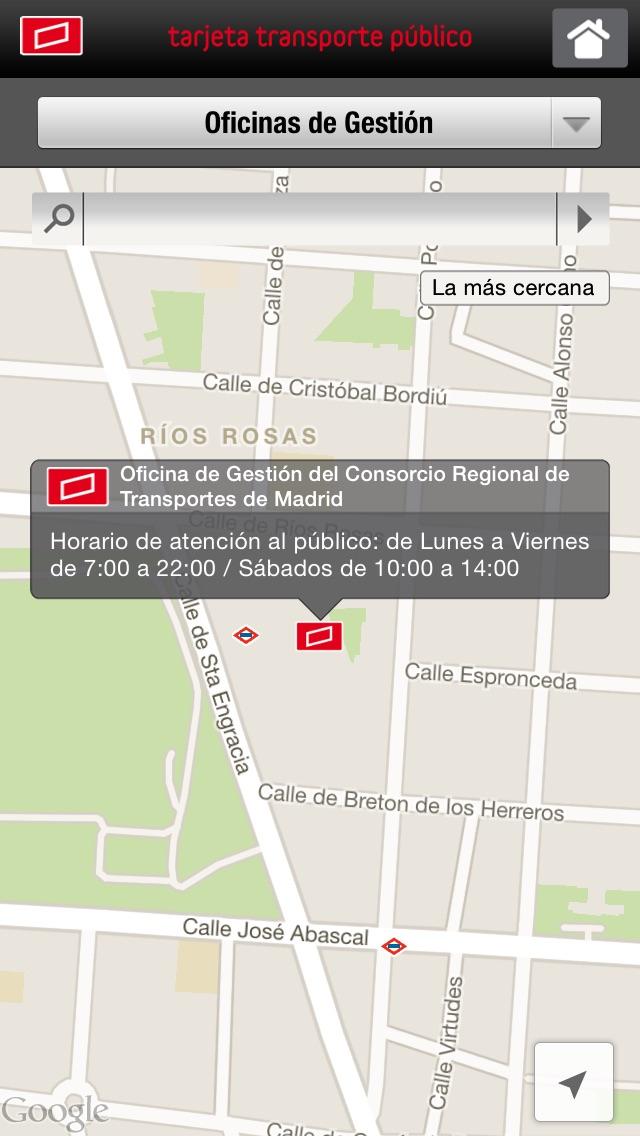 download Tarjeta Transporte Público CRTM apps 4