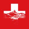 Raphael Biderbost - Welcher Berg? (Schweiz) Grafik