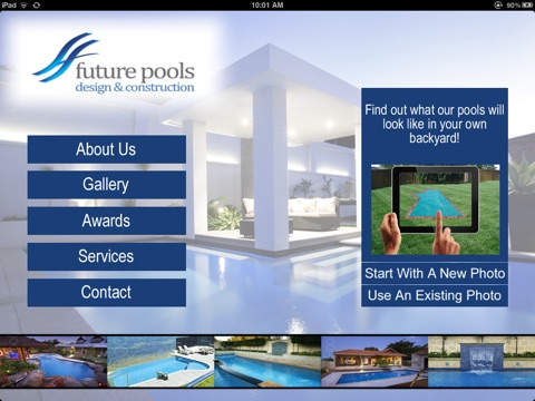 Future Pools - Swimming Pool Design on the App Store