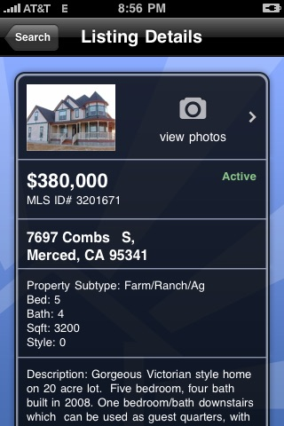 Merced County Real Estate screenshot 4