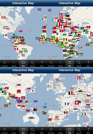 205 national anthems maps flags facts on the app store iphone screenshot 1 sciox Images