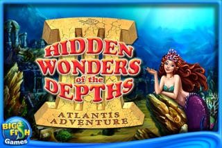 Hidden Wonders of the Depths 3: Atlantis Adventures-0