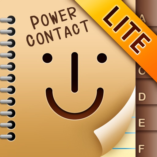 PowerContact LE (Contacts Group Management with Color & Icons) iOS App