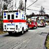Urgence - pompiers et ambulance Effets sonores , Sonneries , alertes