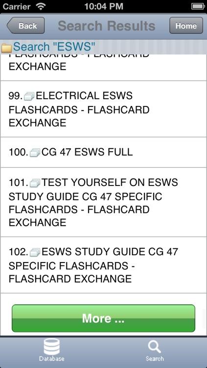 esws flashcards by bh inc rh appadvice com
