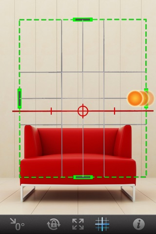 Hang Time - Virtual Laser Level screenshot 1