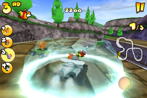 Crash Bandicoot Nitro Kart 2 screenshot 4