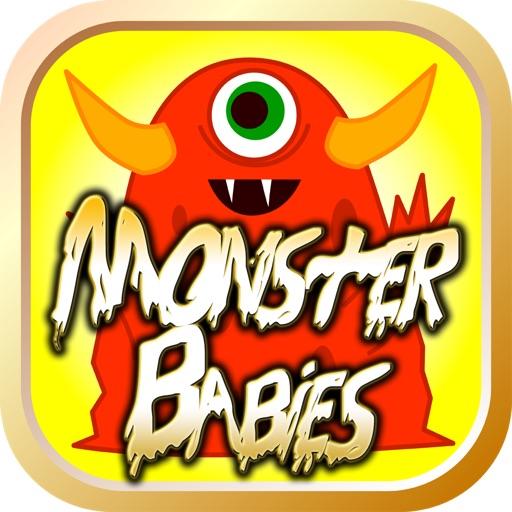 Monster Babies for iPad iOS App