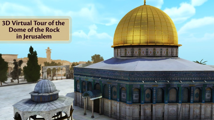Dome of the Rock 3D Interactive Virtual Tour - Jerusalem in