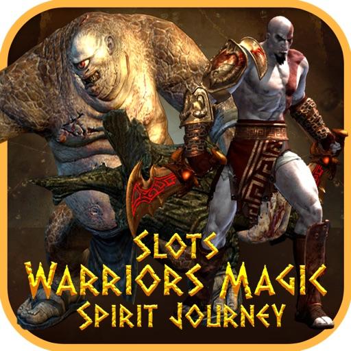 Slots - Warriors Magic Spirit Journey iOS App