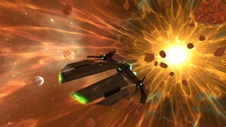 Screenshots of Galaxy on Fire 2™ for iPhone