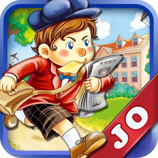 【儿童读物】JoyOrange-负责任的里根