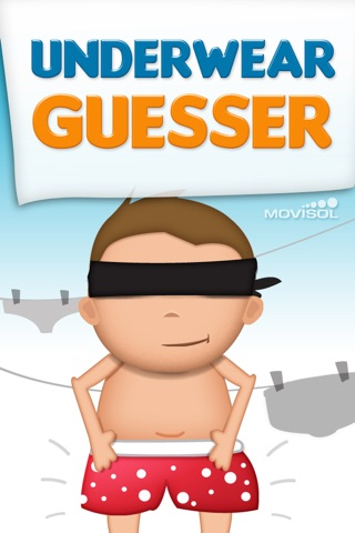 Underwear Guesser: the clothes you are wearing right now screenshot 1